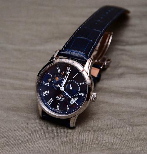 Kết quả hình ảnh cho Đồng hồ Orient SET0T004D0